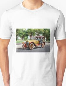 Colorized Mitchell Turing Car at Golden Gate Park Unisex T-Shirt