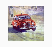 1963 SAAB 96 #283 Rallye Monte Carlo Carlsson Palm winner  Unisex T-Shirt