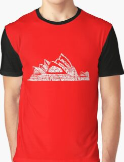 Visit Sydney Graphic T-Shirt