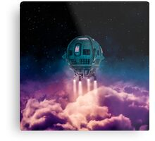 Out of the atmosphere Metal Print
