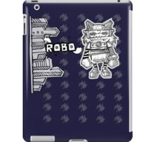 Robot House iPad Case/Skin