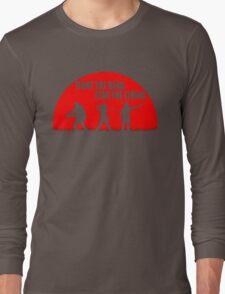 The walking dead - Rick - Daryl - Michonne Long Sleeve T-Shirt