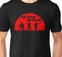 The walking dead - Rick - Daryl - Michonne Unisex T-Shirt