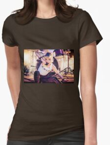 Gwen Stefani Womens Fitted T-Shirt