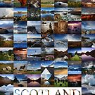 Scotland - Schottland - Alba - Caledonia - Ecosse by Martina Cross