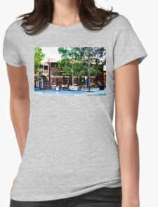 Hampshire Hotel Womens Fitted T-Shirt