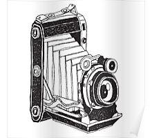 Retro Camera 01 Poster