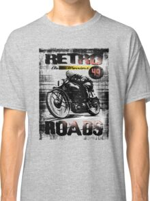 retro road 2 Classic T-Shirt