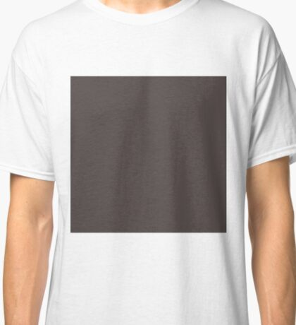 Crater Brown Classic T-Shirt