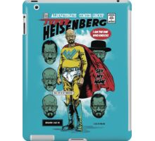 Super Heisenberg iPad Case/Skin