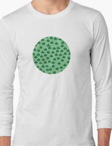 Shamrocks Long Sleeve T-Shirt