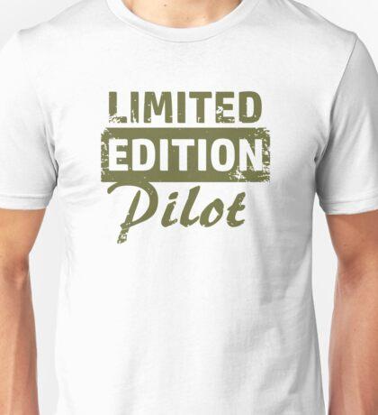 Limited Edition Pilot Unisex T-Shirt