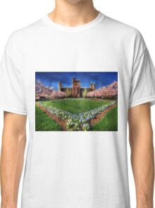 Spring Blooms in the Smithsonian Castle Garden Classic T-Shirt