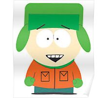 Kyle Broflovski South Park Poster
