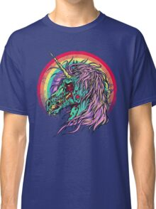 Zombie Unicorn Classic T-Shirt