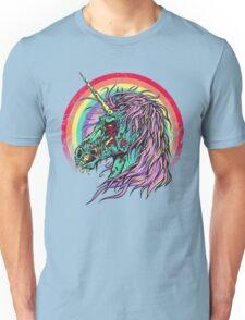 Zombie Unicorn Unisex T-Shirt