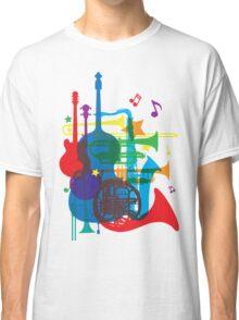 Jazz instruments Classic T-Shirt