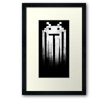 Space Punisher I  Framed Print