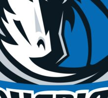 Dallas Mavericks Sticker