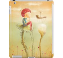 Early morning meeting iPad Case/Skin