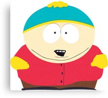 Eric Cartman South Park Canvas Print