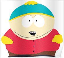 Eric Cartman South Park Poster