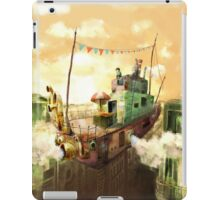 Little boy blue iPad Case/Skin