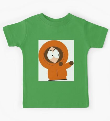 kenny Mccormick South Park Kids Tee