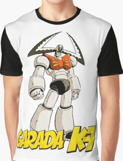 Garada K-7 Mazinger Graphic T-Shirt