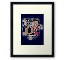 Pigsaw Puzzle Framed Print