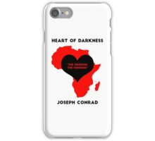 Heart of Darkness iPhone Case/Skin