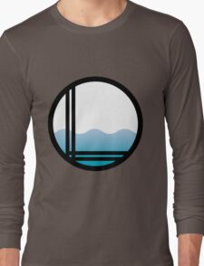 Lonely Ocean Logo Long Sleeve T-Shirt