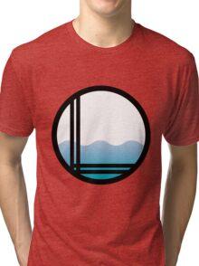 Lonely Ocean Logo Tri-blend T-Shirt