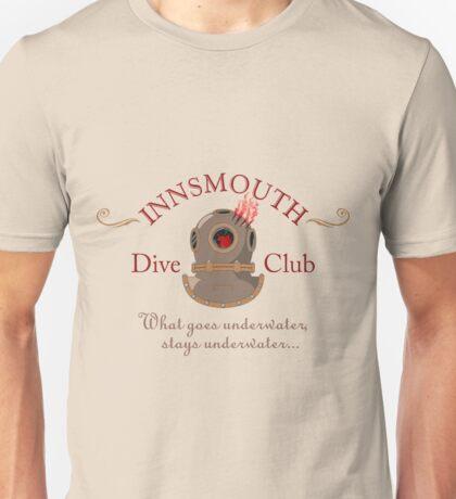 Innsmouth Dive Club Logo Unisex T-Shirt