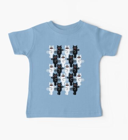 MARCHING CATS Baby Tee