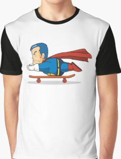 Suppaman Graphic T-Shirt