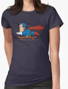 Suppaman Womens Fitted T-Shirt