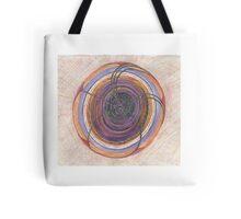 Emotion Circle Tote Bag
