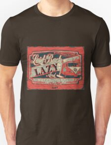 Laid back & Lazy T-Shirt