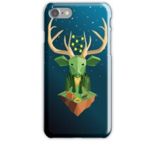 The Green Soul iPhone Case/Skin