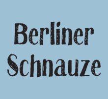 Berliner Schnauze Kids Tee