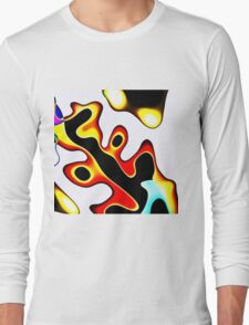 MIRRORED SKY – Without Border Long Sleeve T-Shirt
