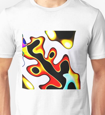 MIRRORED SKY – Without Border Unisex T-Shirt