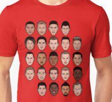 Arsenal 2015/2016 Unisex T-Shirt