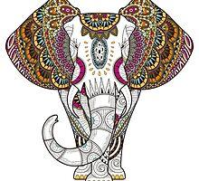 ELEPHANT by Alexandr Tolstoy