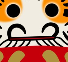 Cute Daruma doll Sticker