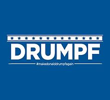 Drumpf Shirt | Make Donald Drumpf Again by BootsBoots