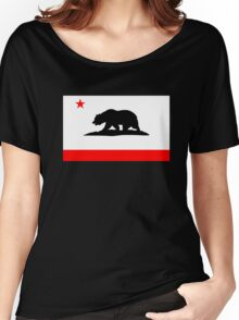 California Bear Women's Relaxed Fit T-Shirt