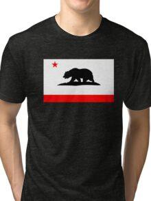 California Bear Tri-blend T-Shirt