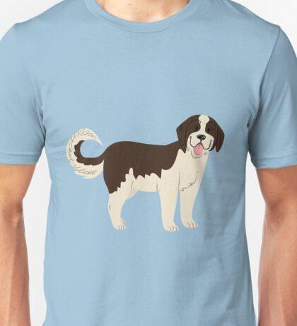 St Bernard Unisex T-Shirt